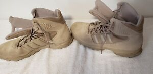 best loved 74cfe 128bf Image is loading ADIDAS-GSG9-3-DESERT-LOW-TACTICAL-BOOTS-CLEAR-