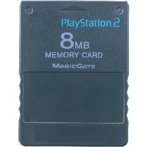OFICIAL-SONY-PLAYSTATION-2-8mb-Tarjeta-de-memoria-magicgate-PS2