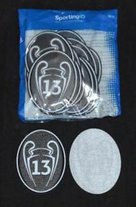 Official Real Madrid 13 time Winner Football Shirt Patch Badge BOH ... 40322a89e