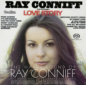 Ray Conniff - The Happy Sound & Love Story  [SACD Hybrid Multi-channel] CDLK4624