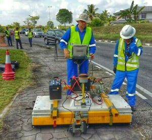 Details about 2 x MALA MIRA 3D Ground Penetrating Radar (GPR) Systems (400  & 1300Mhz)
