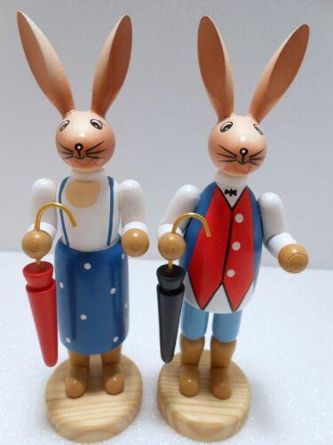 Osterhasen Paar Osterhase Hase Osterdeko Ostern verschiedene Größen Neu