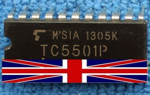 TC5501P DIP22  Integrated Circuit from Toshiba