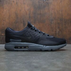 Details about Nike Air Max Zero Black Dark Grey Size 11.5. 789695 001 1 90 95 97 98