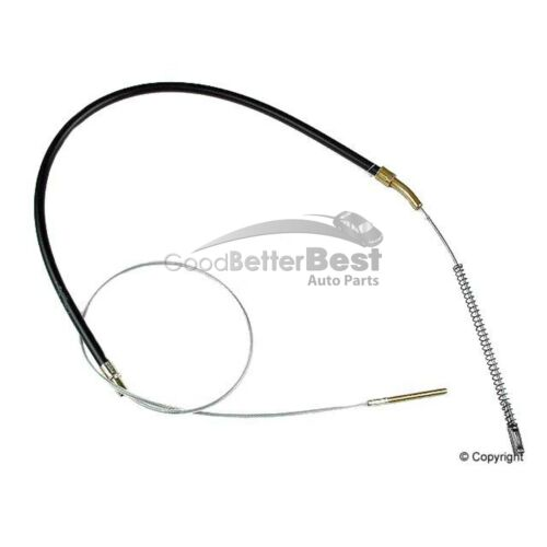 One New Gemo Parking Brake Cable Rear 401140 34411114215 for BMW 320i