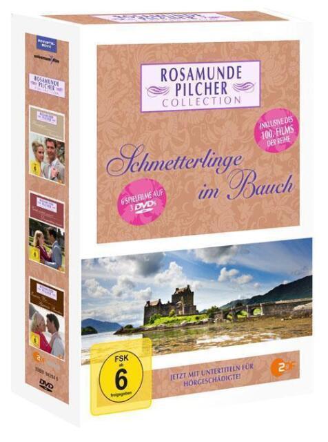 Rosamunde Pilcher Collection XII - Schmetterlinge im... | DVD | Zustand sehr gut