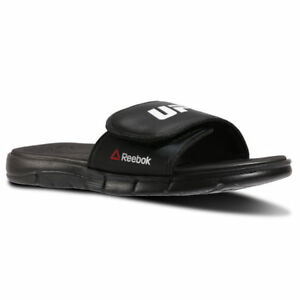 9cc29e034 Image is loading Reebok-COMBAT-UFC-Sandals-Man-039-s-Slippers-
