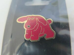 Beanie Babies Rover the Red Dog Puppy Enamel Pinback Pin - New - b13