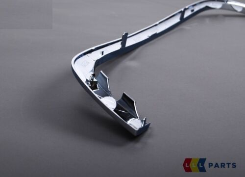 NEW Genuine Mini Cooper R50 R52 R53 Section supérieure Capuche Grille Chrome Trim