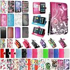 Alcatel One Touch Pixi 3 / 4 Wallet Case Mobile Phone Flip Cover + Free Stylus