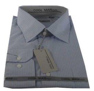 Art 239 Manica Classica Cool Lunga Camicia Uomo Classico Collo Man Iqw8WSz