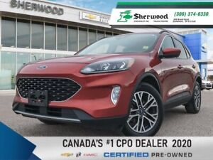2020 Ford Escape SEL AWD Leather/Heated Seats
