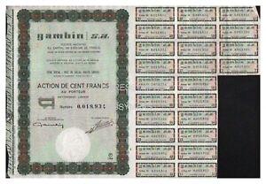 ACTION-100-FR-SOCIETE-GAMBIN-S-A-VIUZ-EN-SALLAZ-HAUTE-SAVOIE-1966-ref-1