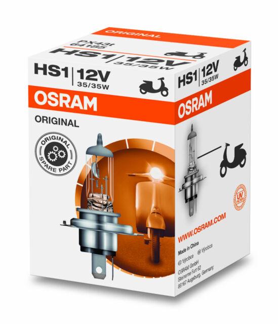 OSRAM HS1 Lampe 35/35 Watt Leuchte 35W Birne Scheinwerfer PX43t Licht 12 Volt