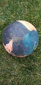 Discontinued-Storm-Virtual-Reality-14lb-Bowling-ball