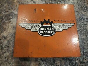 Vintage-Dorman-Products-Case-SK666-For-Recessed-Head-Metal-Screws-Nice