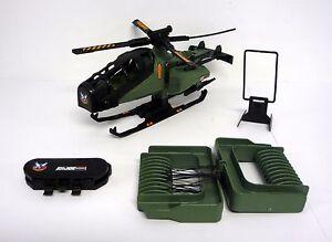 Gi Joe Razor Blade Vintage Action Figure Vehicle Helicopter 95