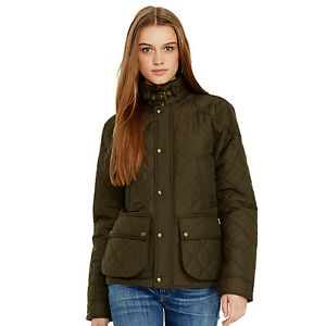 325 Ralph Lauren Polo Women Quilted Winter Coat Barn