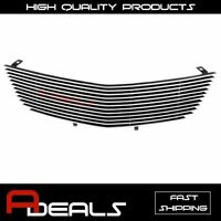 For Chevy Impala 2000-2005 Upper Billet Grille Grill Insert (replacement) A-d