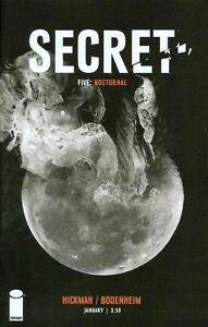 Secret-5-Unread-New-Near-Mint-Image-2012-Series-30