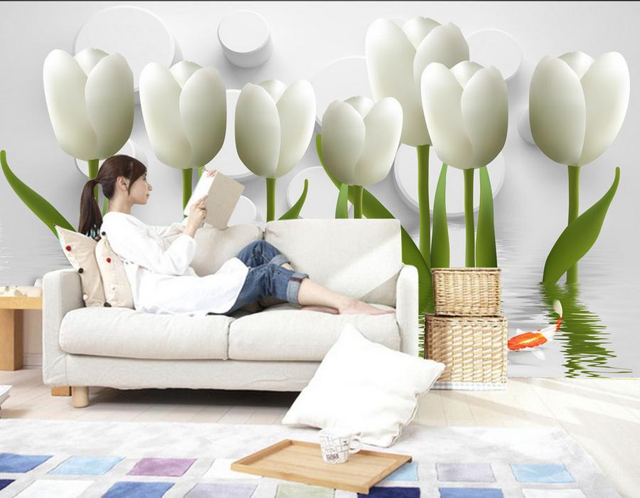 3D Weiße KunstBlaumen 73 Tapete Tapete Tapete Wandgemälde Tapete Tapeten Bild Familie DE Summer | Am wirtschaftlichsten  | Sonderpreis  | Exquisite (in) Verarbeitung  3e9573