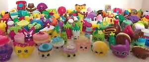 SHOPKINS-Seasons-1-2-3-4-5-6-7-RANDOM-Surprise-7-PC-Lot-1-RARE-6-COMMON-No-Dups