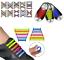Lacet-Chaussure-Elastique-Silicone-Baskets-Adulte-Enfants-facile-16-pieces miniatuur 2