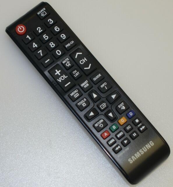 Samsung BN59-01199F Smart OEM Original TV Remote Control
