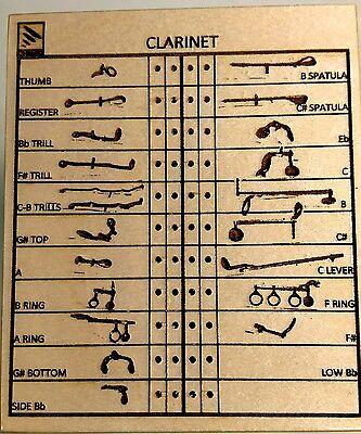 Clarinet repair tools