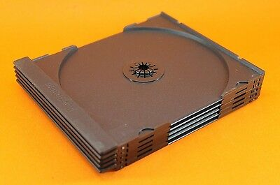 5 ORIGINAL REPLACEMENT INSERTS FOR SLIM PLAYSTATION 1 GAME CASES (INSERT CASE) !