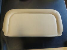 "SCOUT 251 XS TAN CONSOLE BOTTOM CUSHION 35"" X 17 1/2"" MARINE BOAT"