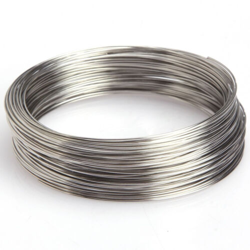 Wholesale 100Pcs Silver//Gold Plated Memory Steel Wire Cuff Bracelets Bangle 60mm