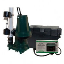 Zoeller 508 0007 Sump Pump System And Model 508 Aquanot 12v Battery Back Up