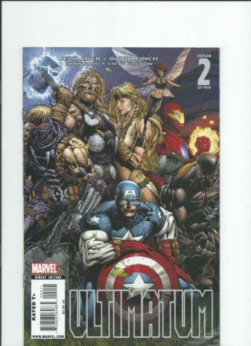 Marvel Comics Ultimatum NM-//M 2008