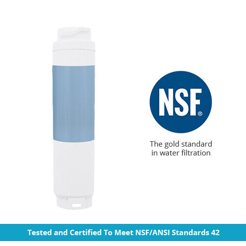 2 Pack Replacement Water Filter for Bosch BORPLFTR10 Refrigerators