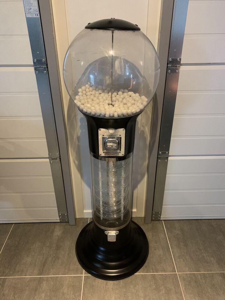 Slik/tyggegummiautomat