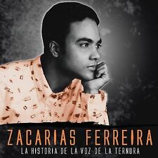 La Historia de Voz de La Ternura [CD/DVD] by Zacarias Ferreira (CD,...
