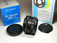 Helios-44m-7 2/58mm lens for Minolta Sony A Alpha.Year of production:1990 - 1992