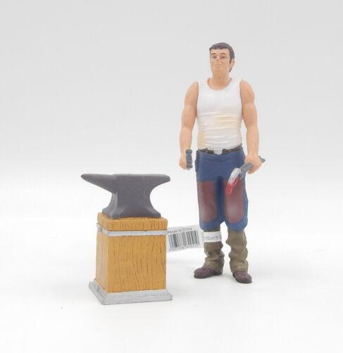 Schmied /& Amboss blacksmith Figur BULLYLAND 62041 Hufschmied NEU new