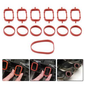 Intake-Manifold-Rubber-Seal-Gasket-Housing-Set-13pcs-11612246945-11617790198-New