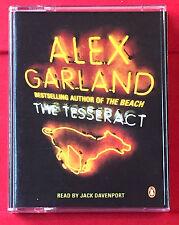 Alex Garland The Tesseract 2-Tape Audio Book Jack Davenport