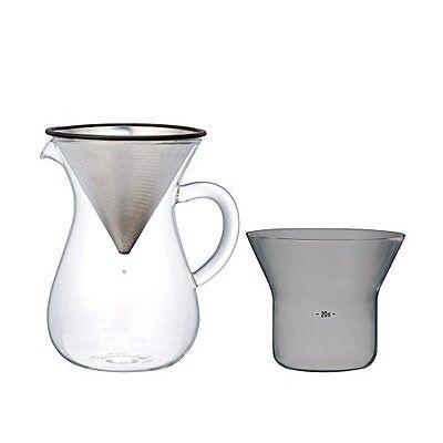 Cup 30ml Le Creuset Creuset Liquor Ware SAKE Set Multi Color Carafe 390ml
