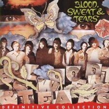 Blood, Sweat and Tears Definitive collection-Best of the best (17 tracks) [CD]