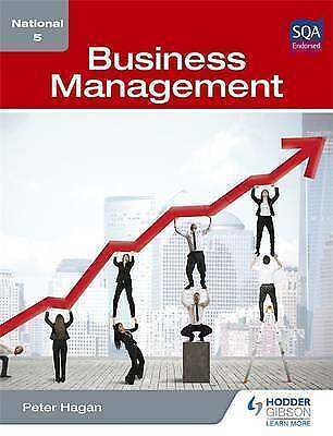National 5 Business Management by Hagan, Peter (Paperback book, 2014)