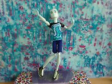 MONSTER HIGH BOY MALE MAN GIL WEBER RARE