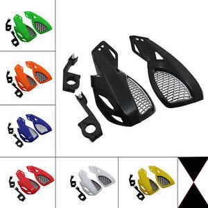 Bar Hand Guards Handguards w// Mount Kit For Yamaha Dirt Bike ATV MX