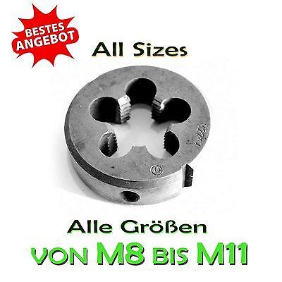 M16 Schneideisen Regelgewinde Aussengewindeschneider