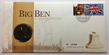 2009 Big Ben Celebrating 150 Years Coin Cover with Medallion