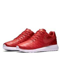 Red New Hombres Brand Qs 667 Roshe University Vi 10 Tiempo Nike Size 853535 vrzqSv8w