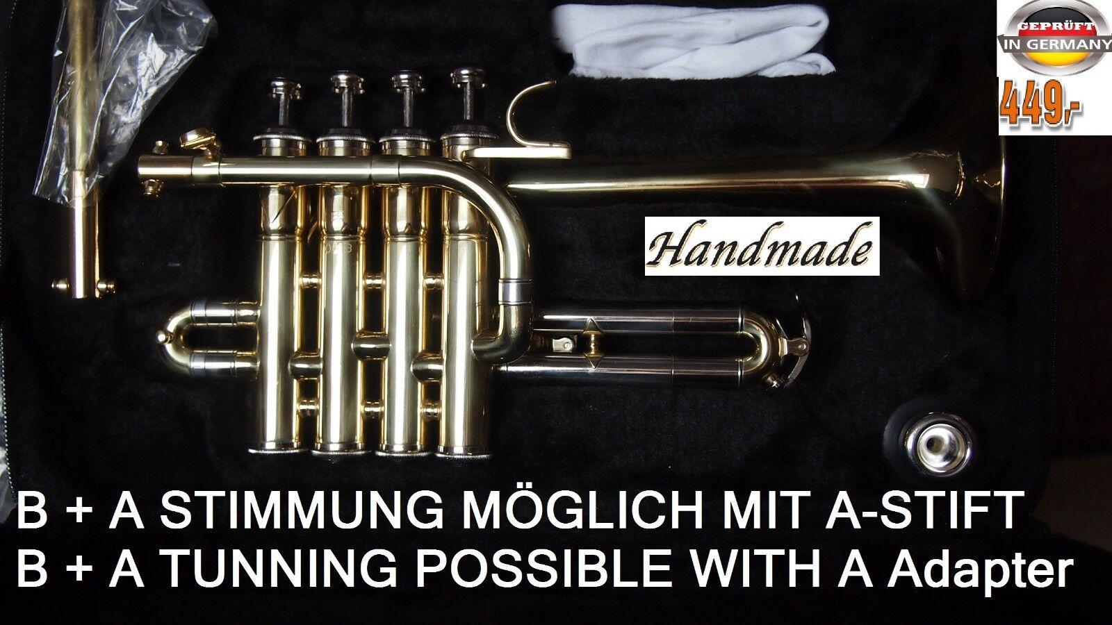 Trompeta alta bb bb alta a tromba ottavino trompeta piccolo trompette 58203a